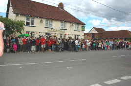 The GREEN MAN Toppesfield